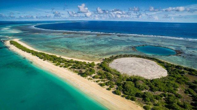 Глобальне потепління може зруйнувати сховище з ядерними відходами у Тихому океані