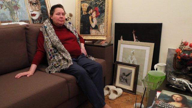 Померла керівниця балету Національної опери України Аніко Рехвіашвілі
