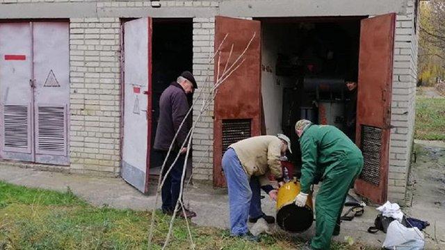 У Новому Роздолі мешканці кількох вулиць отримуватимуть електроенергію погодинно