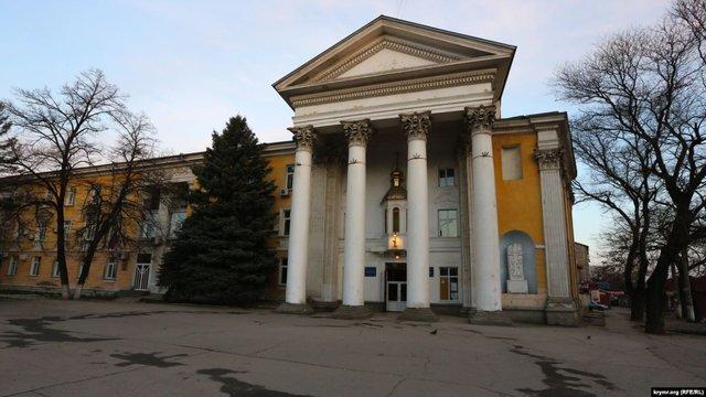 Окупанти планують знести єдиний храм ПЦУ у Криму