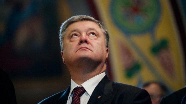 ДБР оприлюднило подробиці 13 справ у яких фігурує Петро Порошенко