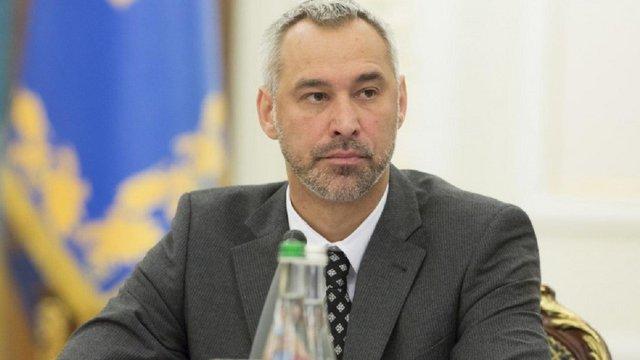 ГПУ спростувала заяву Рябошапки про погашення судимості депутата від «Слуги народу»