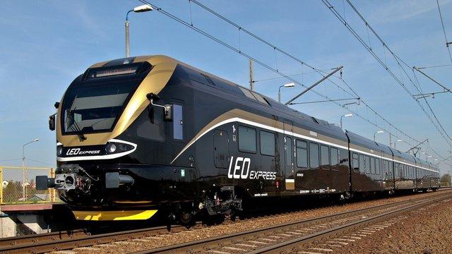 Чеський перевізник Leo Express отримав дозвіл на запуск поїздів із Праги до Медики