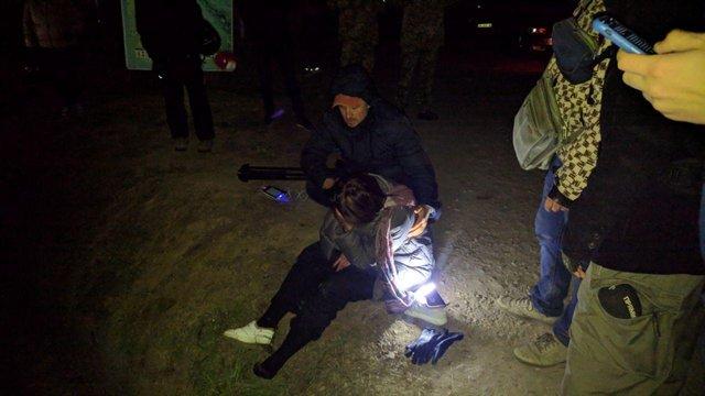 Журналістка ТРК «Україна» під час очікування приїзду Зеленського зламала ногу