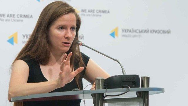 Адвокатка родин Небесної сотні Євгенія Закревська оголосила голодування