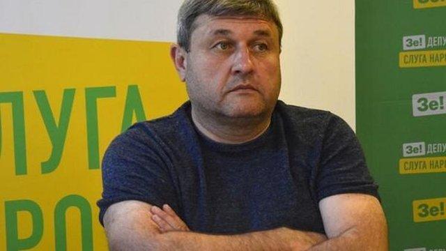 Під час викрадення Юрія Вербицького координатор тітушок телефонував теперішньому депутату від СН