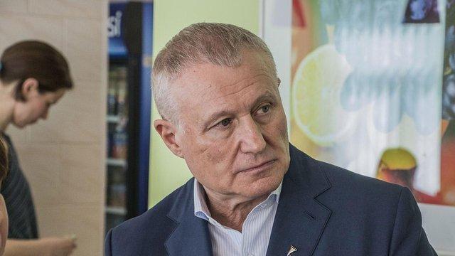Українська асоціація футболу звинуватила Григорія Суркіса в розкраданні 380 млн євро