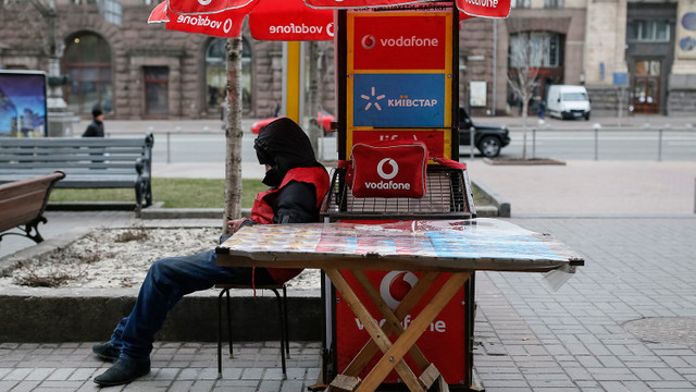 Vodafone Україна продадуть азербайджанцям за 734 млн доларів