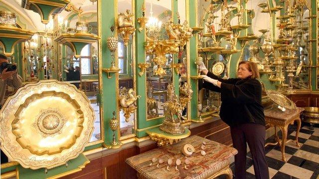 Грабіжники винесли з музею у Дрездені коштовностей на мільярд євро