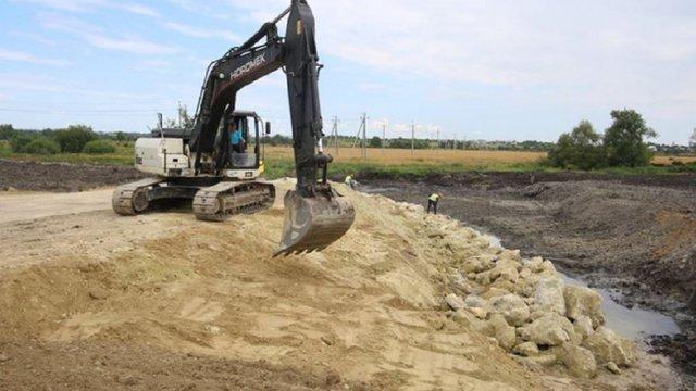 Будівництво дороги до львівської Білогорщі подорожчало на 12 млн грн