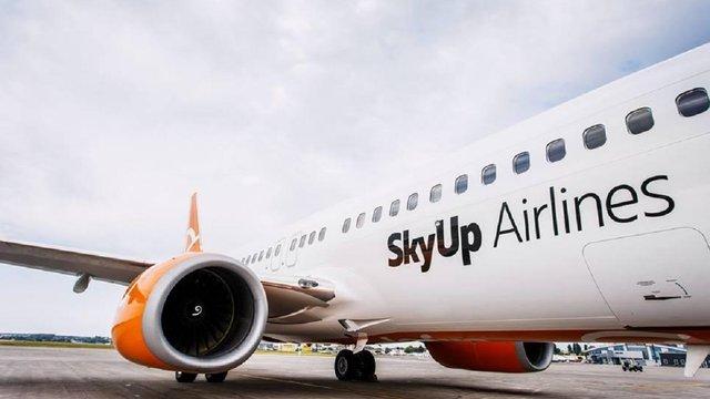 Авіакомпанія SkyUp відкриє чотири нові напрямки зі Львова наступного року