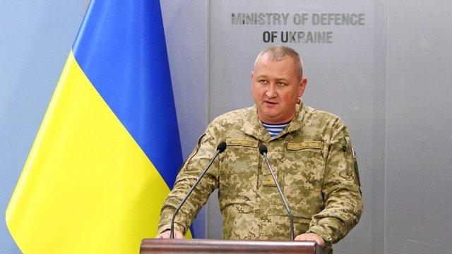Суд зменшив заставу генерал-майору Дмитру Марченку у справі про браковані бронежилети