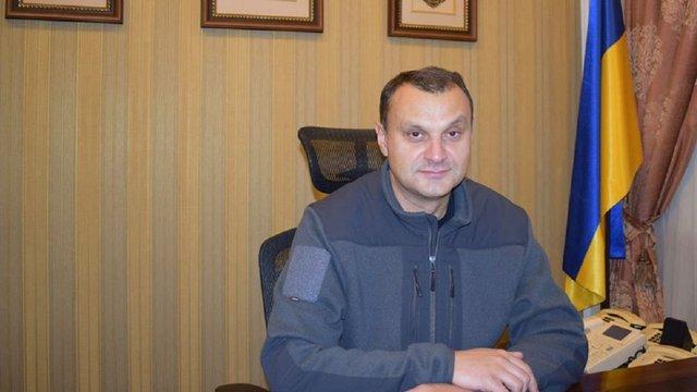 Новий начальник СБУ Львівщини відреагував на заяви щодо його попередньої діяльності