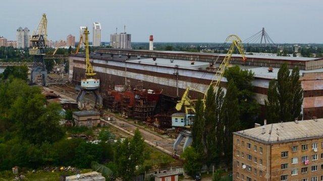 Суд зняв арешт із нерухомості колишнього заводу Порошенка  «Кузня на Рибальському»