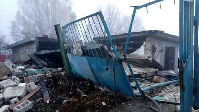 У Харкові загинули три людини через вибух газового балона в гаражі