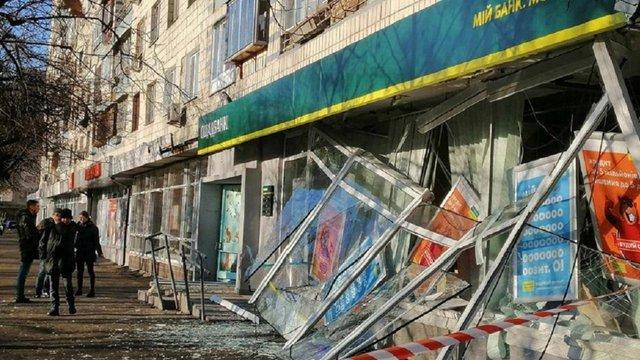 Поліція затримала підозрюваних у підриві «Ощадбанку» в Києві