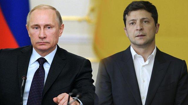 Кремль планує зустріч Зеленського і Путіна віч-на-віч під час саміту «нормандської четвірки»
