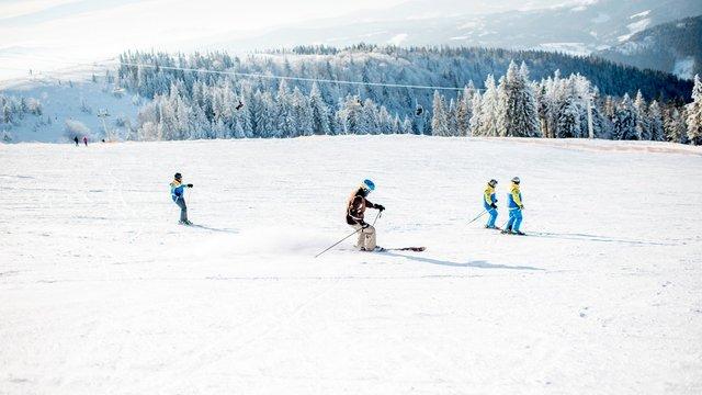 Гірськолижний комплекс «Захар Беркут» готується до відкриття зимового сезону