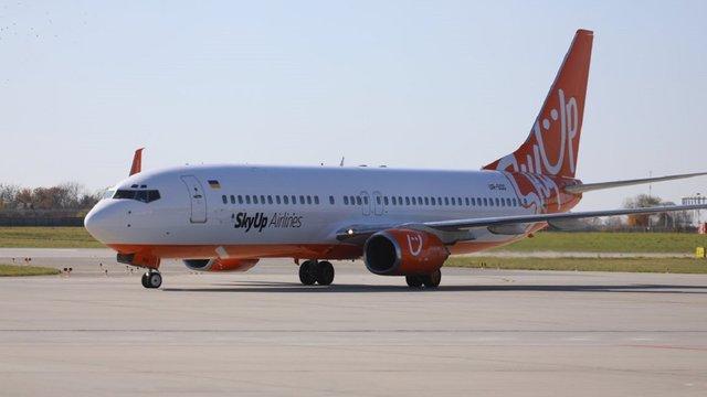 Авіакомпанія SkyUp розпочала продаж квитків на три нові рейси зі Львова