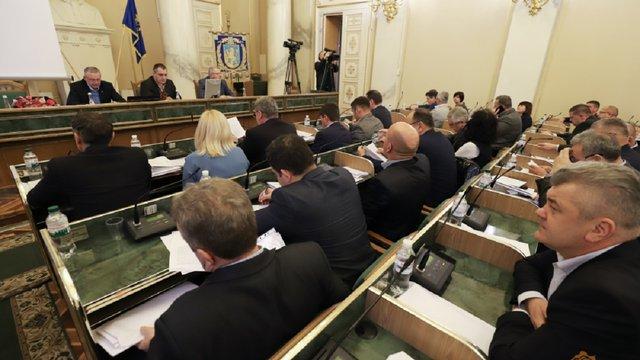 Львівська облрада збирається на віче до Києва у переддень «нормандського саміту»