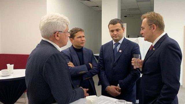 У Києві презентували перші напрацювання з рекультивації Грибовицького сміттєзвалища