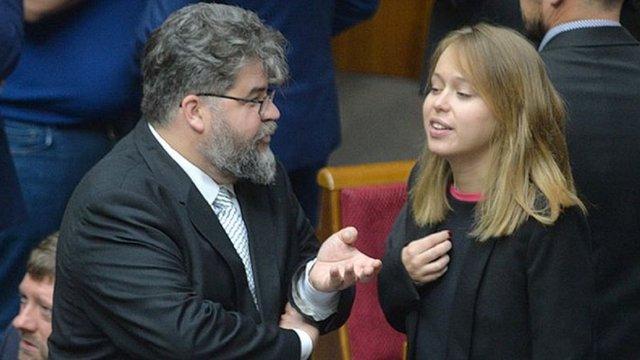 Верховна Рада відмовилася призначити нового голову міжнародного комітету замість Яременка