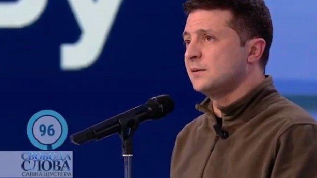 Зеленський заявив, що вибори на Донбасі заплановано на осінь 2020 року