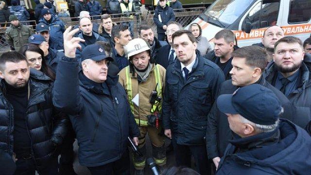 Прем'єр-міністр України анонсував звільнення в Одеській ОДА та ДСНС через пожежу в коледжі