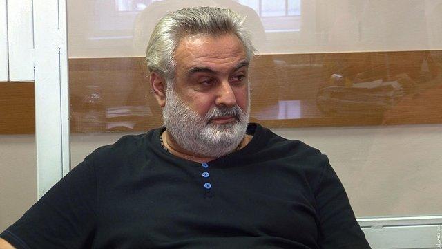 Екс-директора згорілого в Одесі табору «Вікторія» випустили з СІЗО