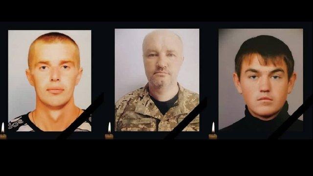 Троє бійців ЗСУ загинули на Донбасі, підірвавшись на невідомому вибуховому пристрої