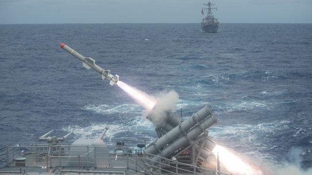 Військова допомога США Україні включатиме крилаті та протикорабельні ракети