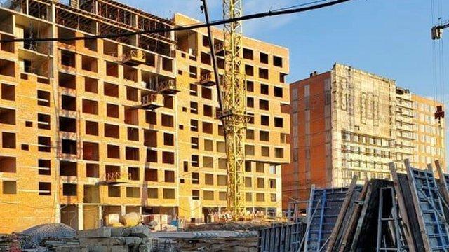 Будівельні майданчики Львова почали перевіряти на безпечність