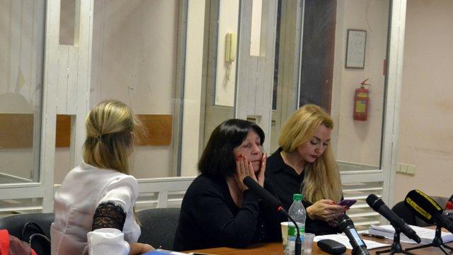 Директорку згорілого одеського коледжу взяли під цілодобовий домашній арешт