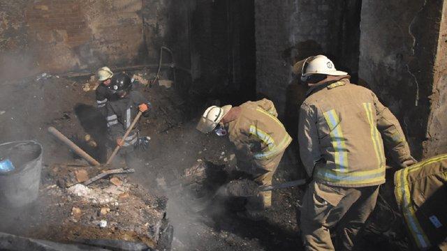 Кількість жертв пожежі в одеському коледжі зросла до 13