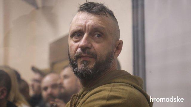 Суд заарештував Андрія Антоненка, підозрюваного у вбивстві Шеремета