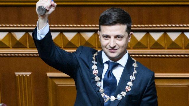 Зеленський назвав п'ять складових «формули майбутнього» України