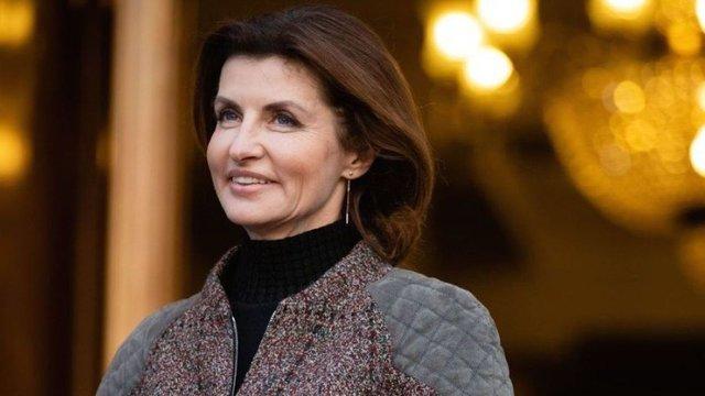Марина Порошенко подала у відставку з посади голови Українського культурного фонду