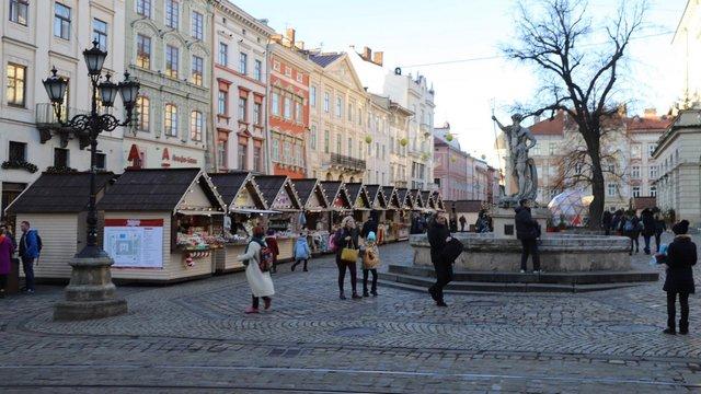 Львів побив температурний рекорд за останні 80 років
