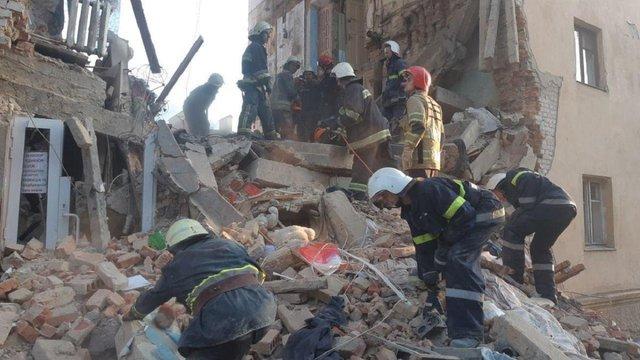 Уряд виділить кошти мешканцям зруйнованого будинку в Дрогобичі на придбання нових квартир
