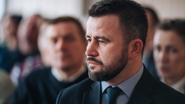 Депутат Львівської міськради заявив на себе у поліцію через порушення ПДР