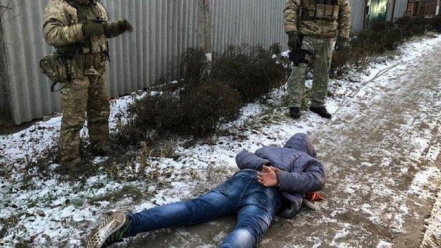 Бойовик «ЛНР» отримав 10 років в'язниці за спробу диверсії на залізниці