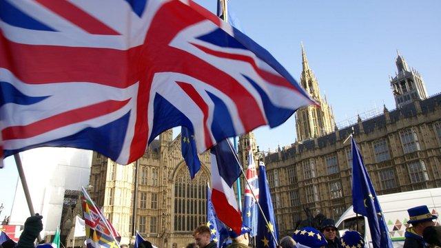 Парламент Великої Британії схвалив угоду про Brexit