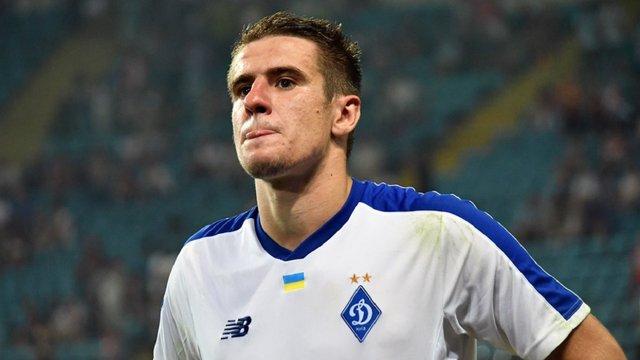 Нападник київського «Динамо» та збірної України провалив допінг-тест