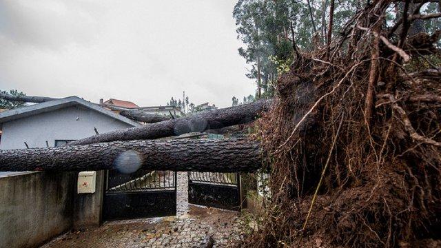 Жертвами штормів в Іспанії та Португалії стали 9 людей