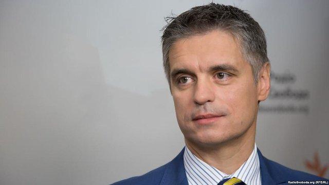 Питання Криму слід вирішувати поза «Нормандським форматом», – Пристайко