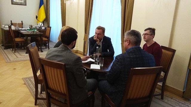 Львівська мерія допоможе обласній психіатричній лікарні напрацювати стратегію розвитку