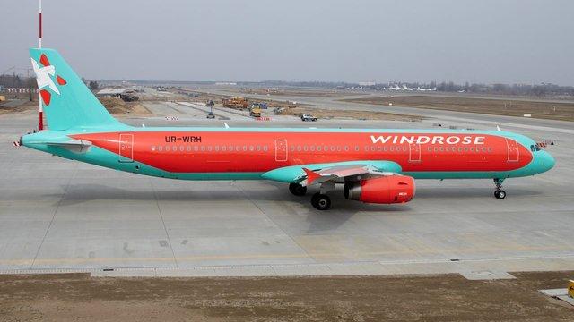 Windrose відмовилася від запуску авіарейсів з Івано-Франківська до Бухареста