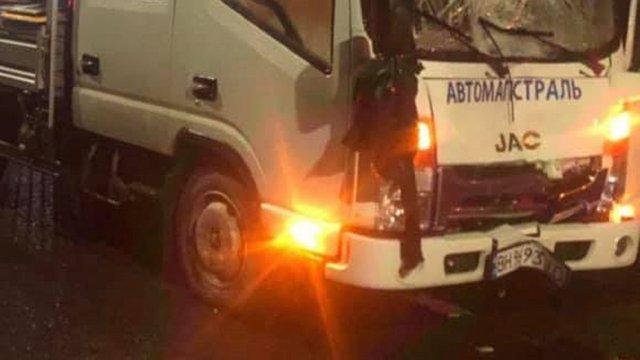 Суд призначив умовний термін водію вантажівки, який на смерть збив пішохода у Сокільниках