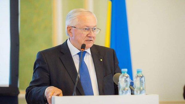 Зеленський призначив Бориса Тарасюка постійним представником України при Раді Європи