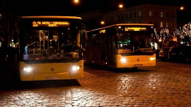 У Львові планують продовжити час курсування громадського транспорту